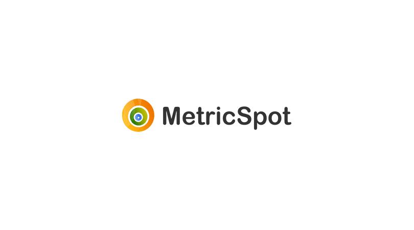 MetricSpot web