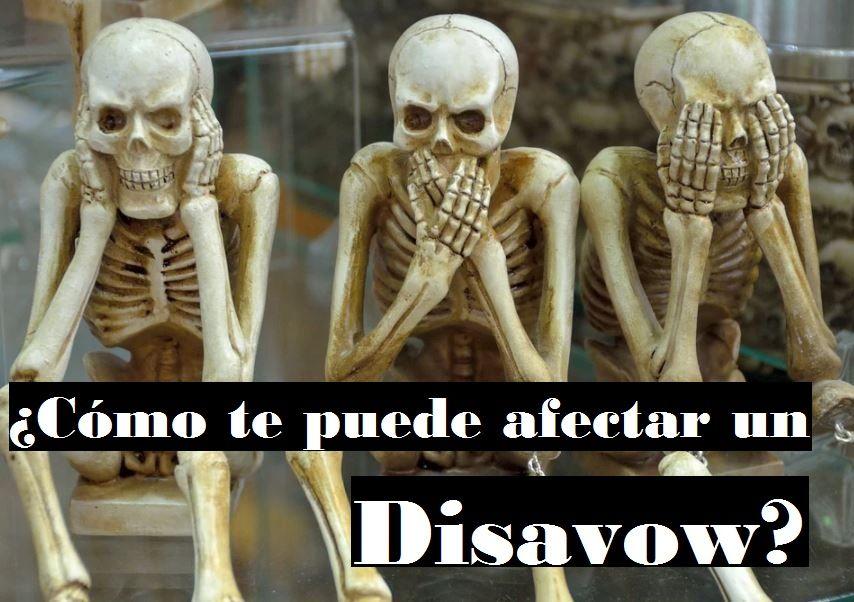 disavow